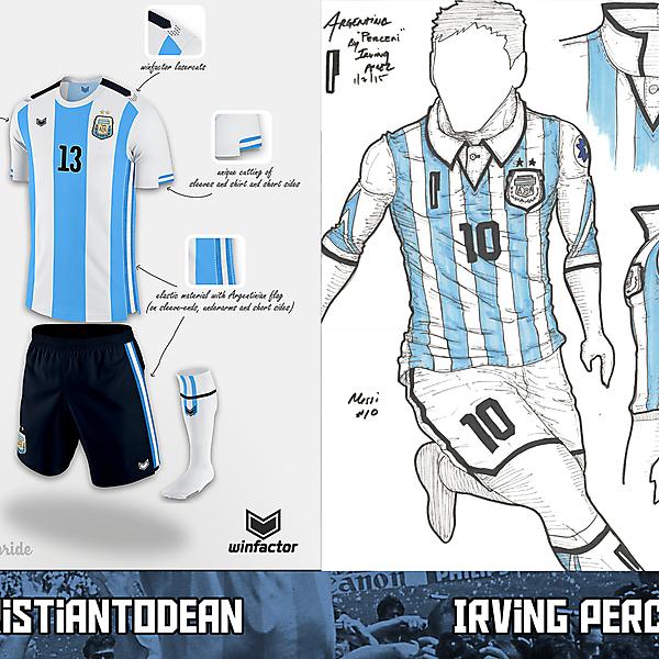 Semifinals - Argentina (Cristiantodean vs. Irvingperceni)