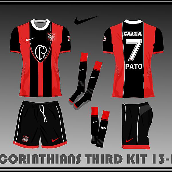 Corinthians Third Kit 13-14