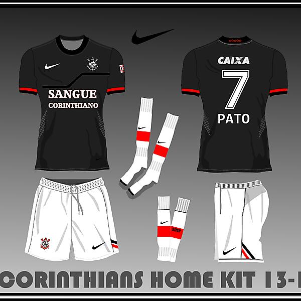 Corinthians Away Kit 13-14