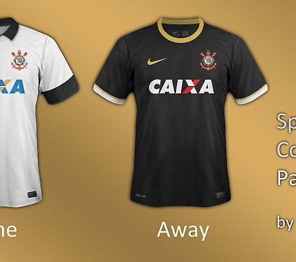 Corinthians kits
