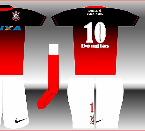 Nike Fantasy Kit - Corinthian Paulista Away