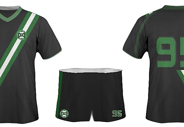 Coritiba Away Kit