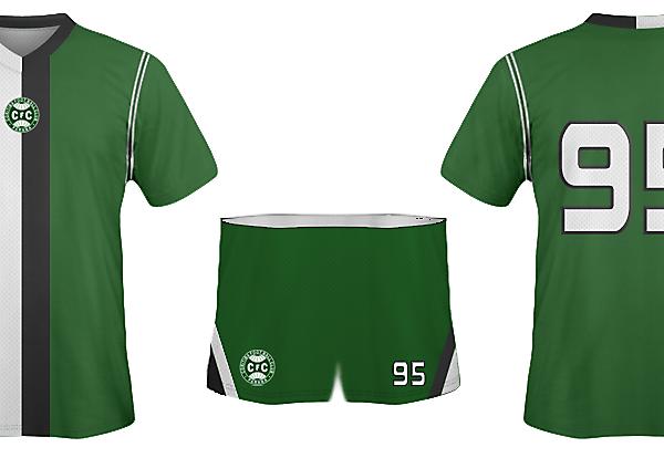 Coritiba Third Kit