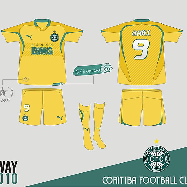 Coritiba Away 1