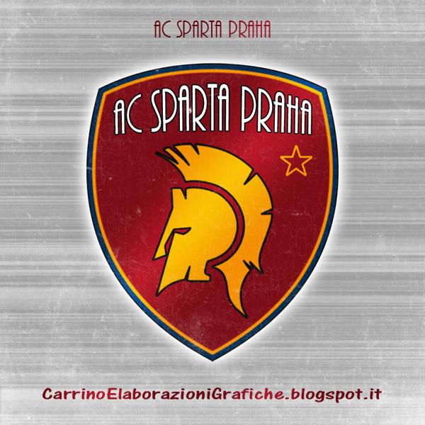 AC Sparta Praha - Crest Redesign