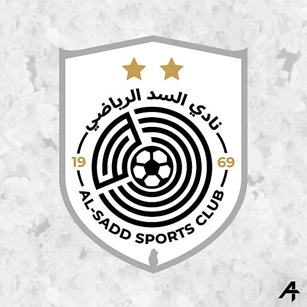 Al-Sadd S.C Logo redesign
