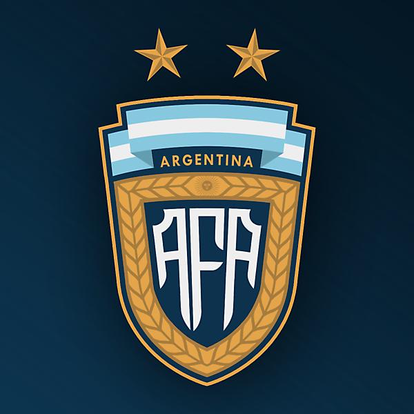 Argentina Crest Redesign