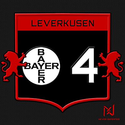 Bayer Leverkusen Crest