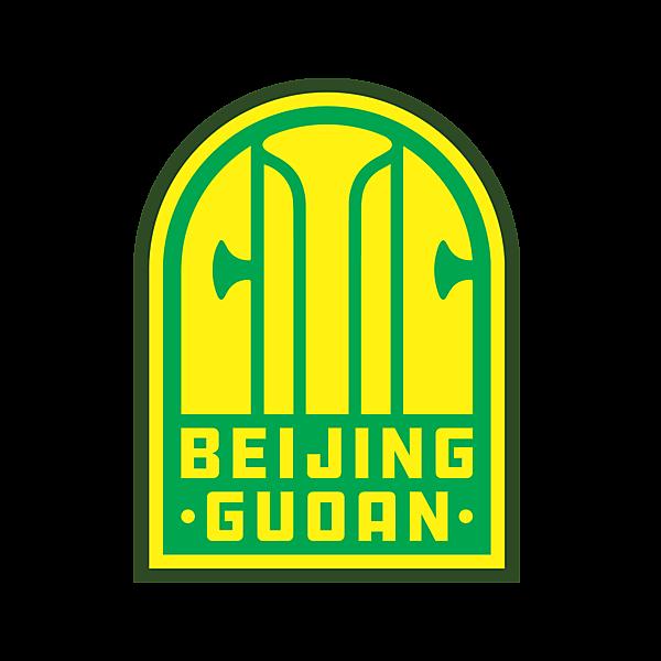 BEIJING GUOAN FC REDESIGN