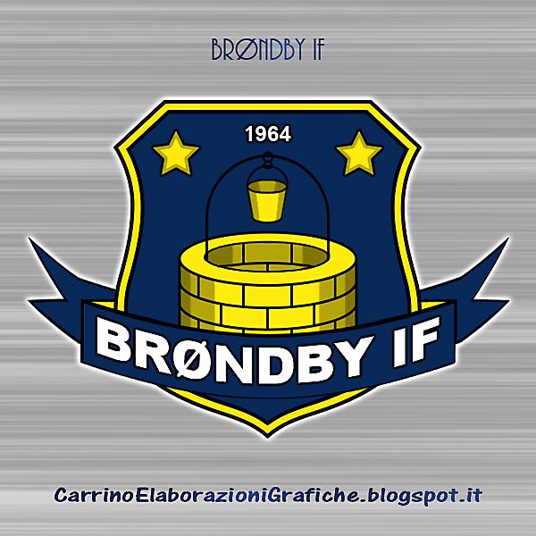 Brøndby IF - Crest Redesign