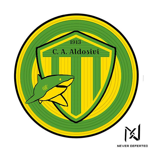 CA Aldosivi Crest