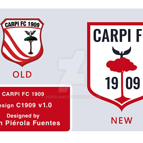 Carpi FC 1909 Badge