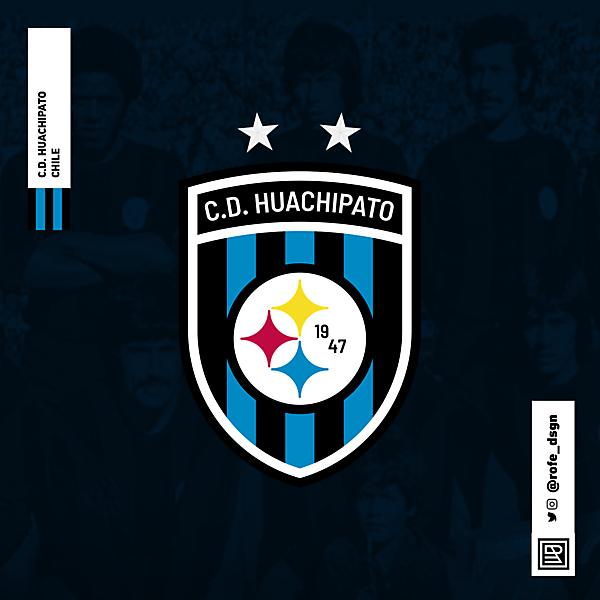 C.D Huachipato Rebranding by ROFE DSGN