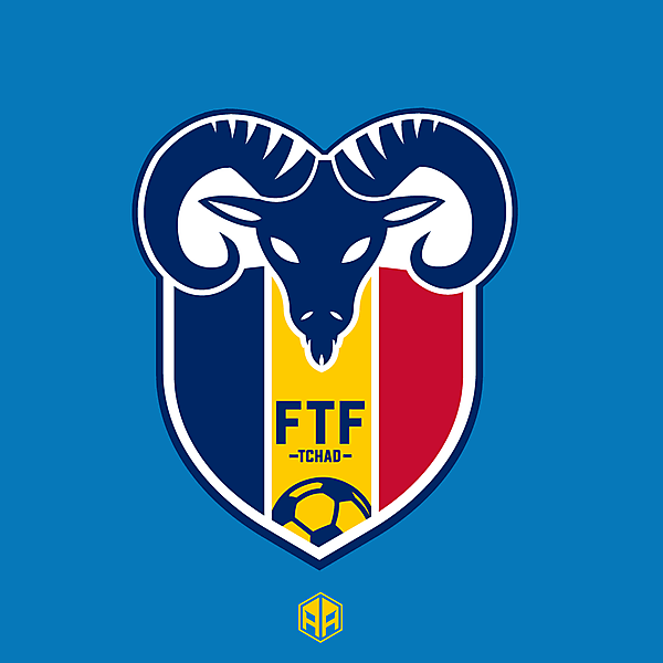 Chad F.A crest redesign