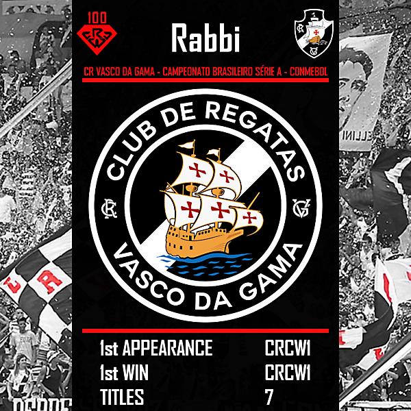 CRCW100 - Rabbi