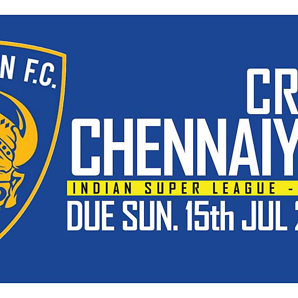 CRCW117 - CHENNAIYIN FC