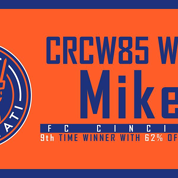CRCW85 - WINNER