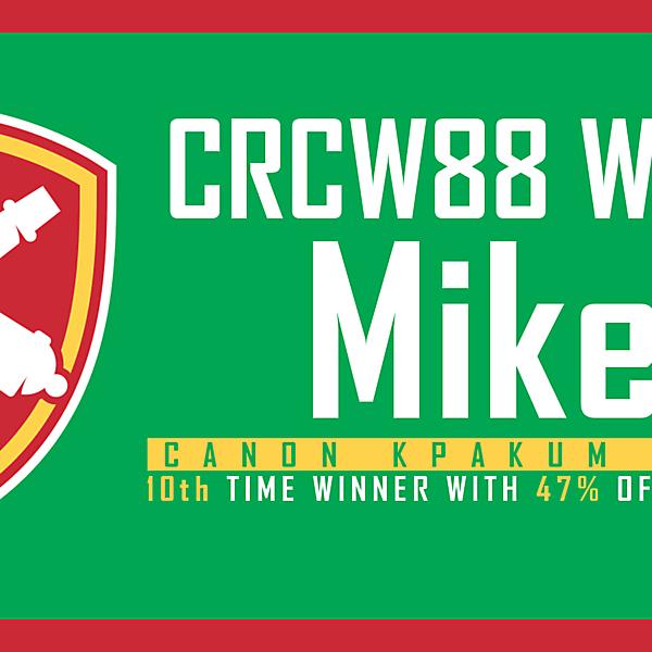 CRCW88 - WINNER