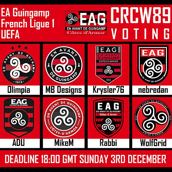 CRCW89 - VOTING