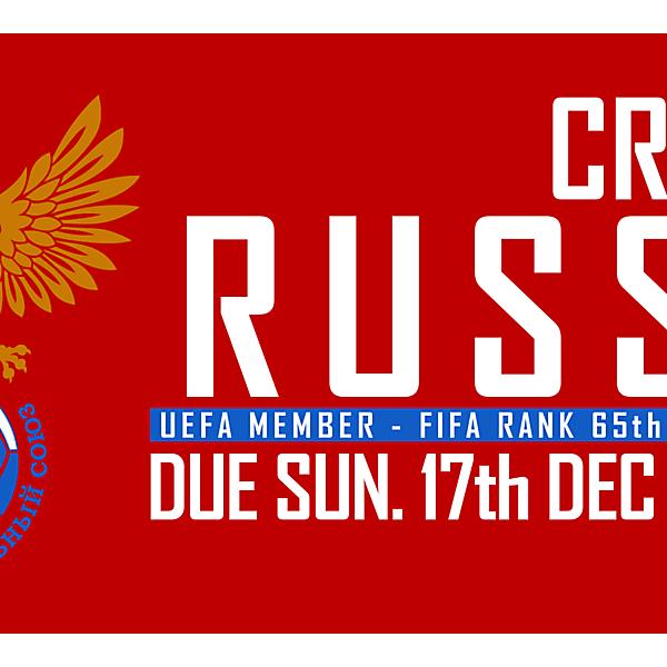CRCW92 - RUSSIA