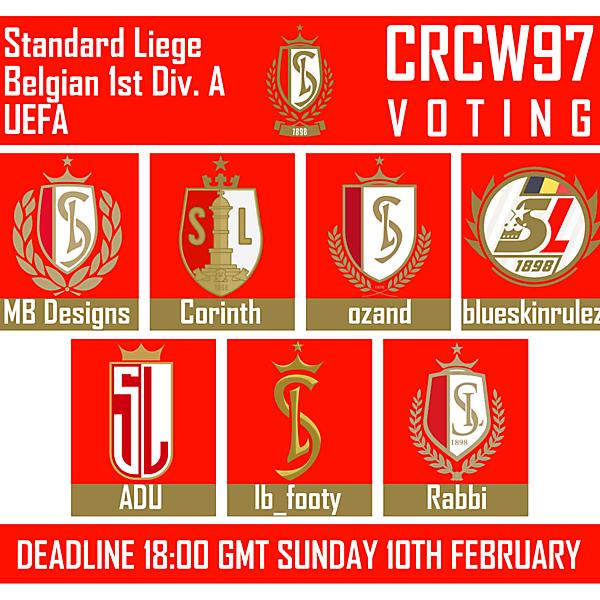 CRCW97 - VOTING