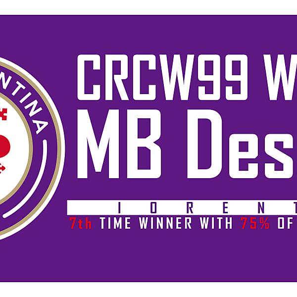 CRCW99 - WINNER