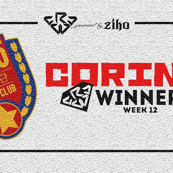 CRCW - WEEK 12 - WINNER