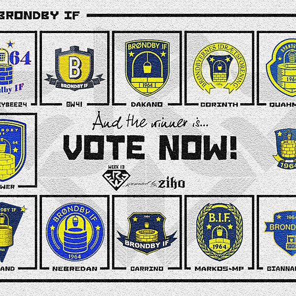 CRCW - WEEK 13 - VOTING