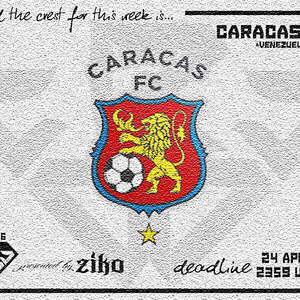 CRCW - WEEK 16: Caracas FC