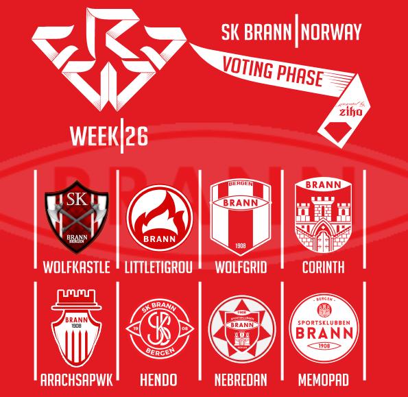 CRCW - WEEK 26 - VOTING