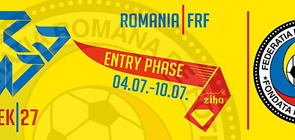 CRCW - WEEK 27: Romania (FRF)