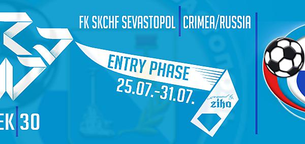 CRCW - WEEK 30: FK SKChF Sevastopol