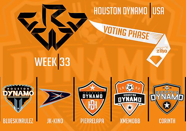 CRCW - WEEK 33 - VOTING