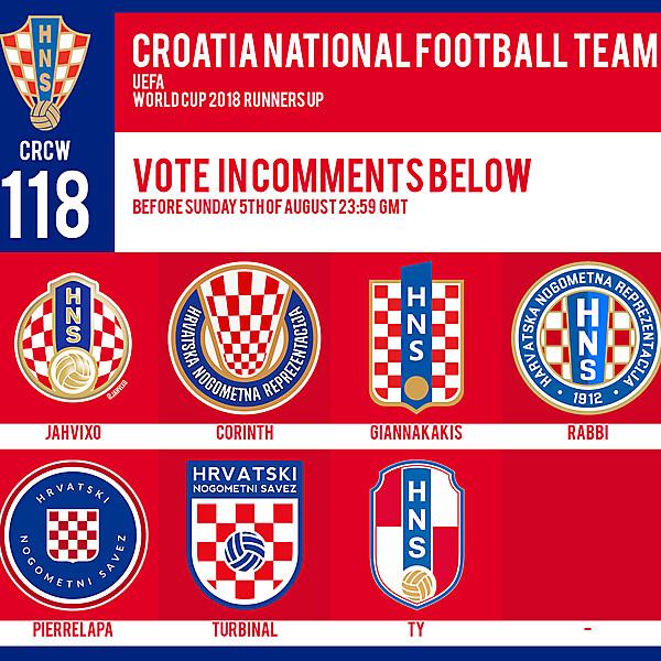 CRCW 118 | VOTING
