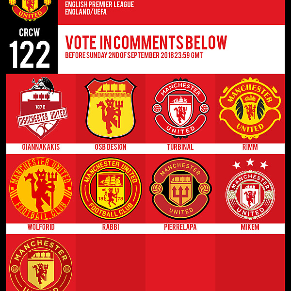 CRCW 122   VOTING