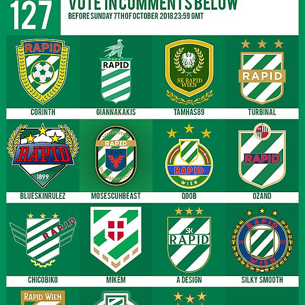CRCW 127 | VOTING