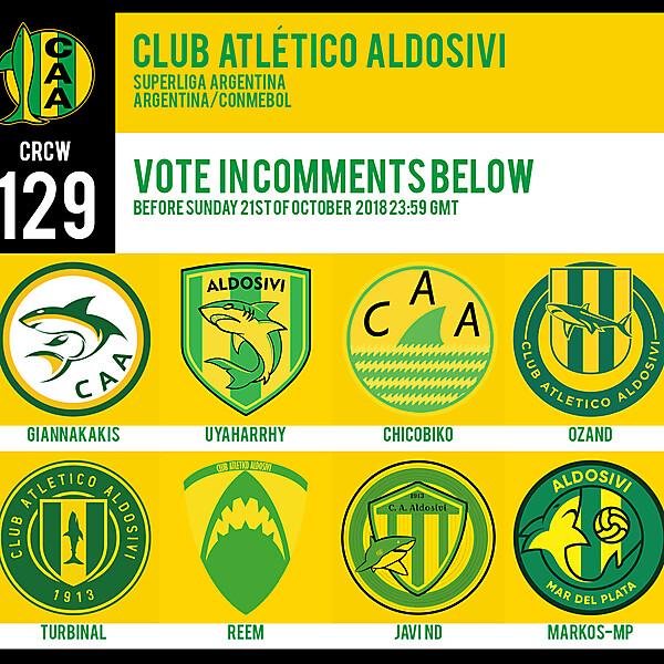 CRCW 129   VOTING