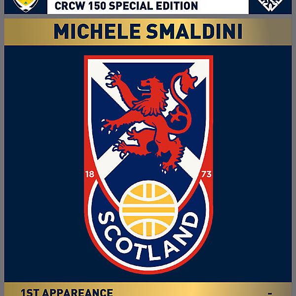 CRCW 150 SE | SCOTTISH F.A. | MICHELE SMALDINI