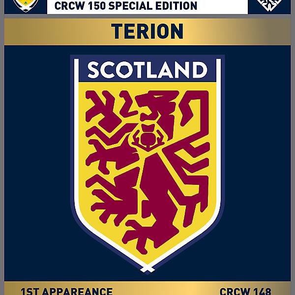 CRCW 150 SE | SCOTTISH F.A. | TERION
