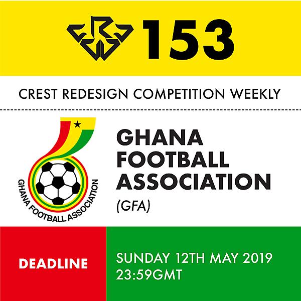 CRCW 153 GHANA
