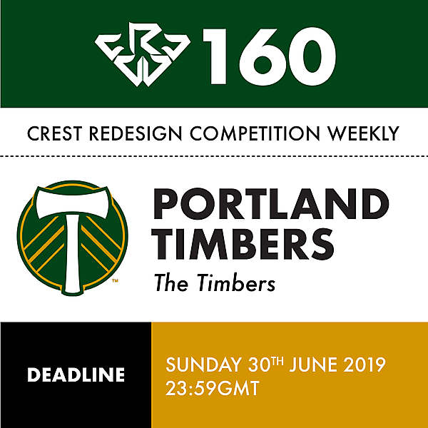 CRCW 160 PORTLAND TIMBERS