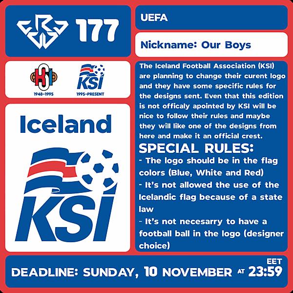 CRCW 177 - ICELAND