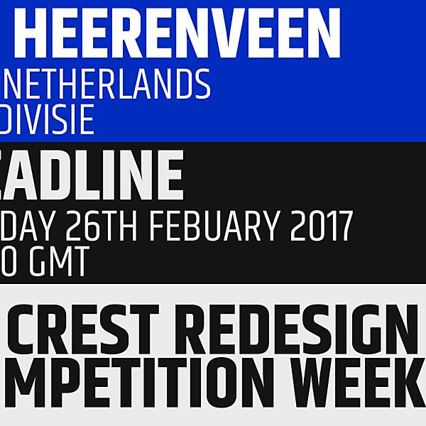 CRCW 56 - SC Heerenveen
