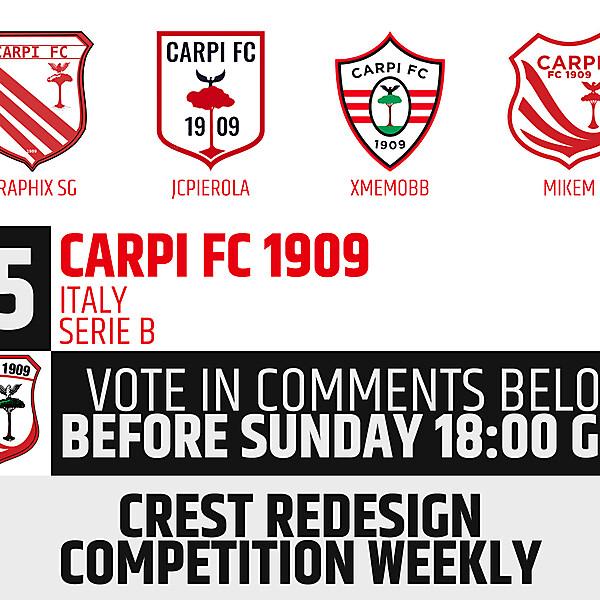 CRCW 75 Voting - Carpi