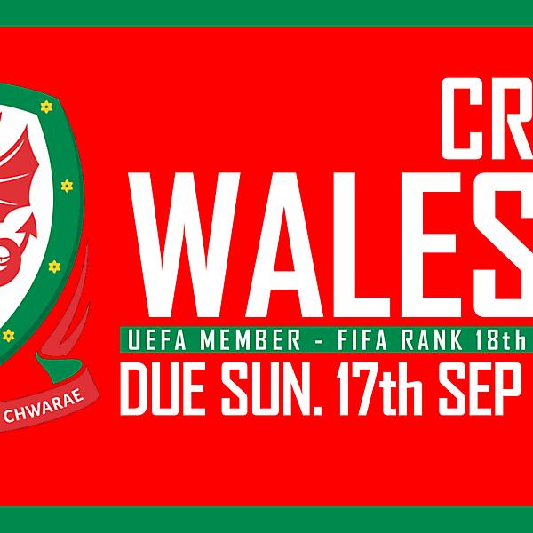 CRCW 80 - WALES NATIONAL TEAM