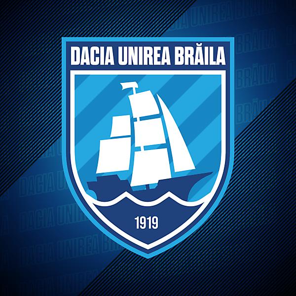 Dacia Unirea Brăila - Crest
