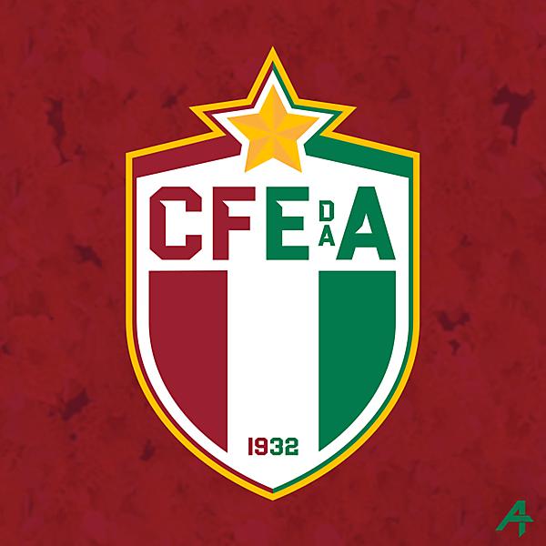 Estrela Da Amadora crest redesign