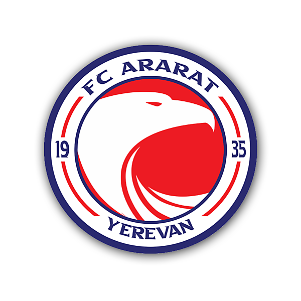 FC ARARAT REBRAND