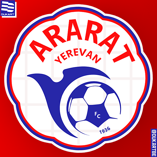 FC ARARAT Redesign