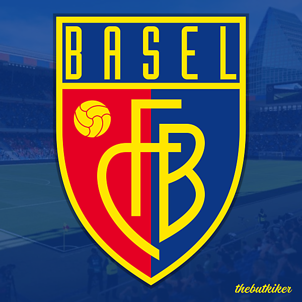 FC Basel Redesign